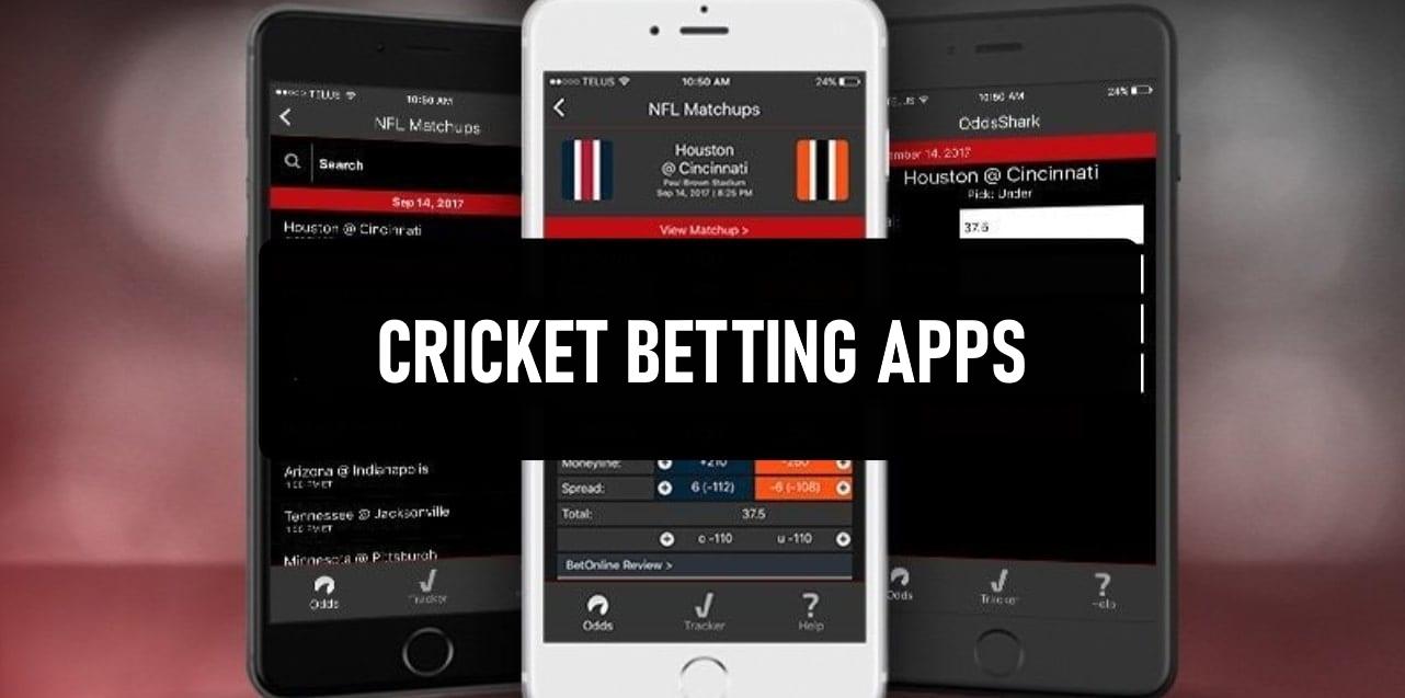 क्रिकेट सट्टेबाजी ऐप्स