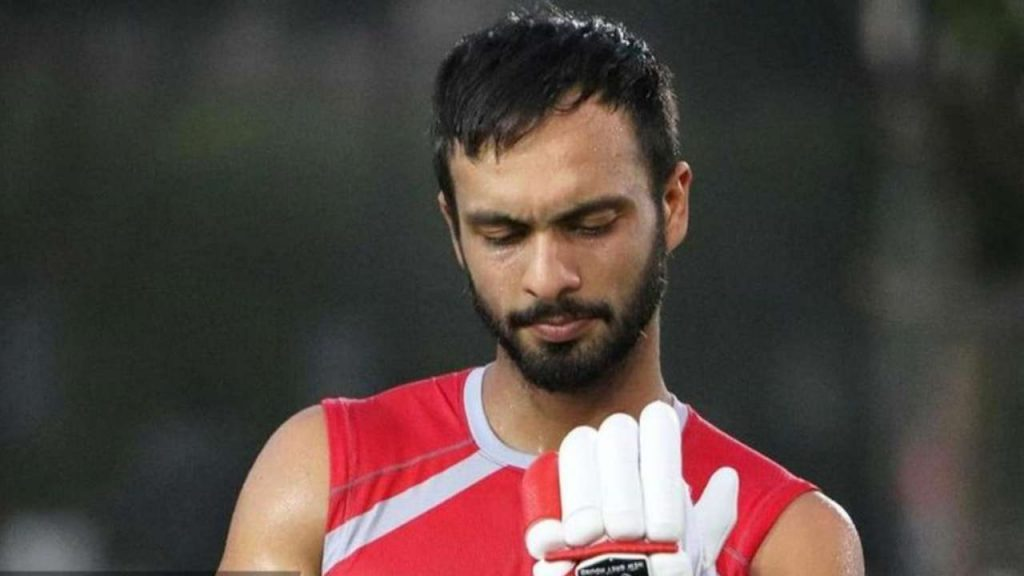 Mandeep Singh about his courage
